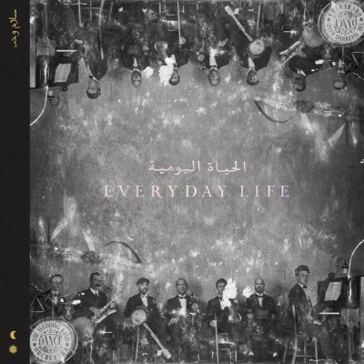Everyday Life by Coldplay by Coldplay Artwork